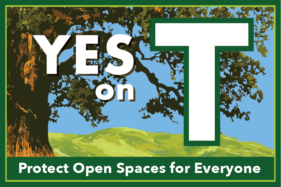 Thank you for your generous contribution to the Yes on T campaign!